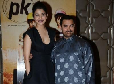 Anushka Sharma & Aamir Khan