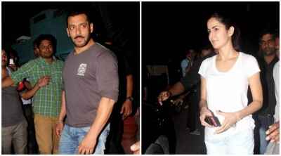 Katrina Kaif And Salman Khan's Picture