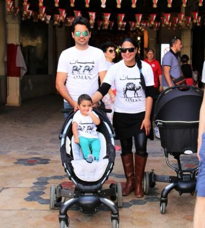 Veena Malik family pictures