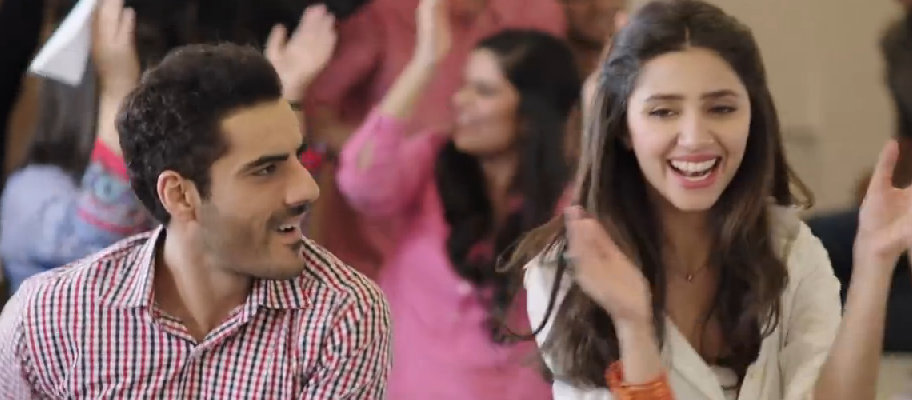 Mahira Khan's Ho Mann Jahaan collects 100 million