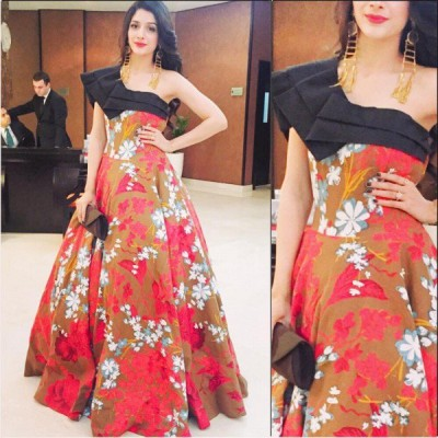 Mawra Hocane just stuns in the gorgeous gown