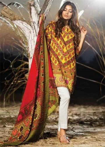 Sana Safinaz Women Winter Dresses 2016