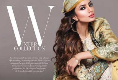 Sapphire Winter Women Collection