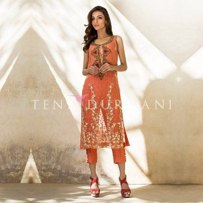 Tena Durrani Women Party Wear Collection 2016