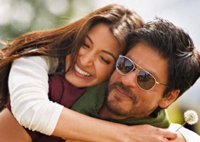 Anushka Sharma & SRK