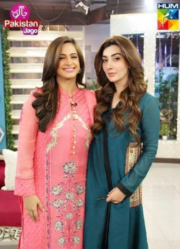 Cast Of Mann Mayal At Jago Pakistan Jago