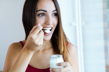 Yogurt to Reduce Weight
