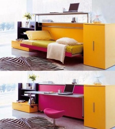 Convertible Furniture Ideas For Small Space Fashion 2017
