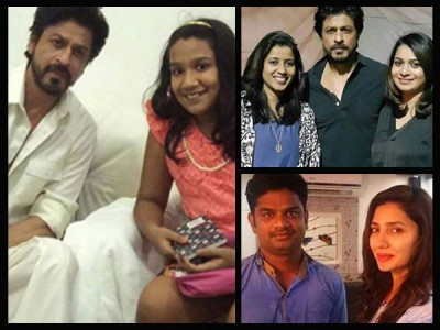Shah Rukh Khan & Mahira On Raees Sets