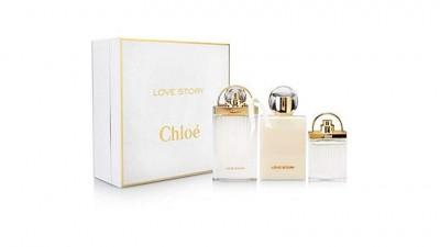 Chloe Love Story Eau de Parfum Spray Gift Set