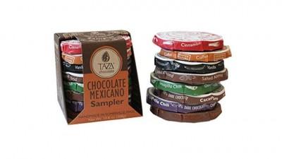 Taza Chocolate Mexicano Chocolate Disc Sampler
