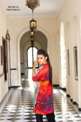 Sobia Nazir Pret Collection 2016