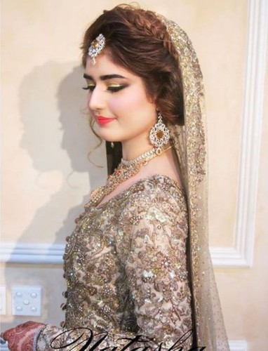 Bridal Hairstyles For Stylish Women 2016