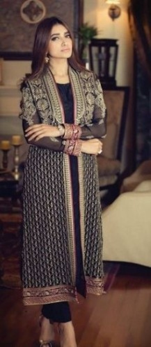 Maria B New Embroidered Lawn Dresses 2016