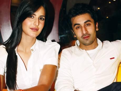 Katrina Kaif and Ranbeer kapoor