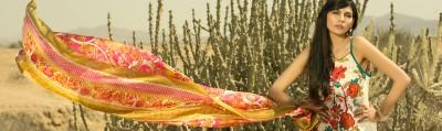 Sana Safinaz Unstitched Fabric