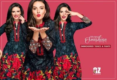 Al Zohaib Textile Women Spring Dresses
