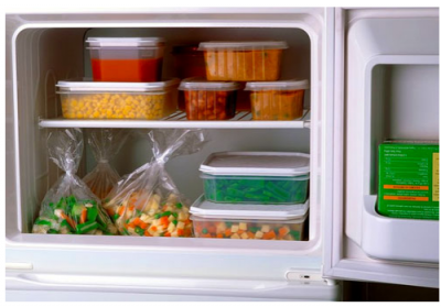 Stock your kitchen with healthy, convenient foods