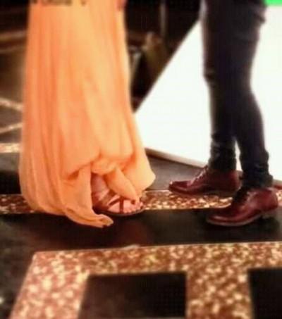 Lux TVC brings Fawad Khan close to Mahira Khan