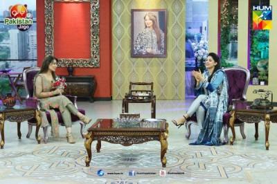 Reema Khan in Jaago Pakistan Jaago