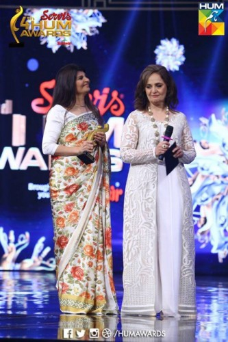 Best dressed Celebrities at Hum Awards