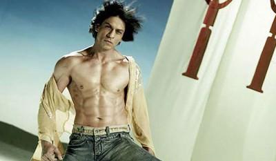 Shah Rukh Khan Shirtless