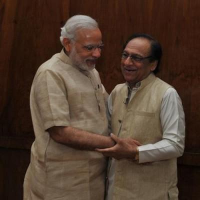Modi to Participate in the Concert of Ghulam Ali
