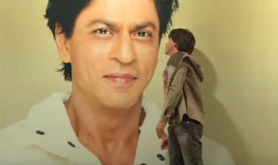 Watch Shah Rukh Khan to FAN GAURAV