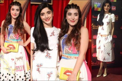 Hair Styles of Celebrities at HUM Awards 2016
