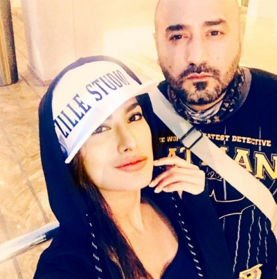 Mehwish Hayat In Dubai For ARY Film Awards 2016