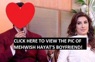 Mehwish Hayat Love Affair!