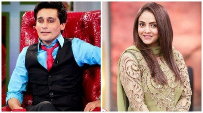 Nadia Khan's blunt question left Sahir Lodhi Speechless