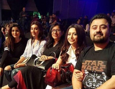 Pakistani Celebrities Busy in 4th HUM Awards 2016 Rehearsals in DubaiPakistani Celebrities Busy in 4th HUM Awards 2016 Rehearsals in Dubai