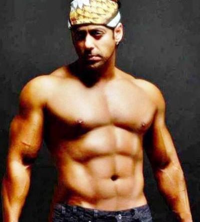 Salman Khan Shirtless 2016