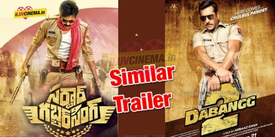 Sardaar Gabbar Singh VS Dabbang 2