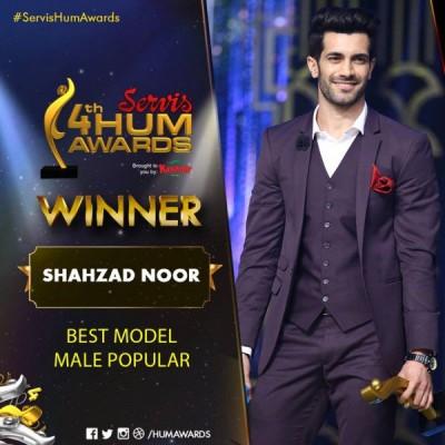 Shahzad Noor Best Model Male Popular