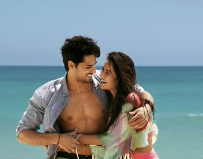 Katrina Kaif and Sidhart Malhotra