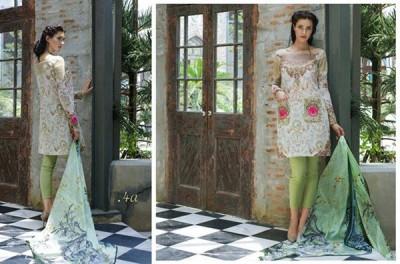 Tabassum Mughal Lawn Dresses 2016