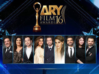 ARY Film Awards 2016 Winners