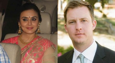 Preity Zinta & Gene Goodenough