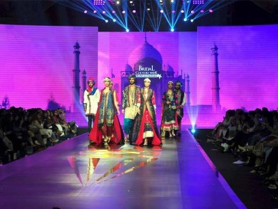 Karachi Bridal Fashion Show 2016