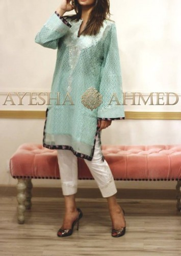 Ayesha Ahmed Summer Dresses 2016 Volume I For Women