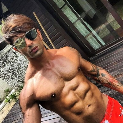Bipasha Basu and Karan Singh Grover Honeymoon Pictures