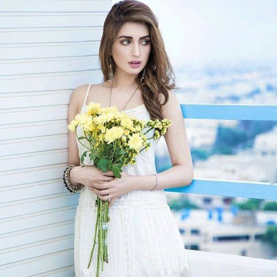 Iman Ali Photoshoot for OK Pakistan