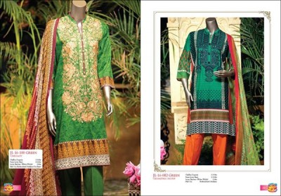 Junaid Jamshed Eid Dresses For Women 2016