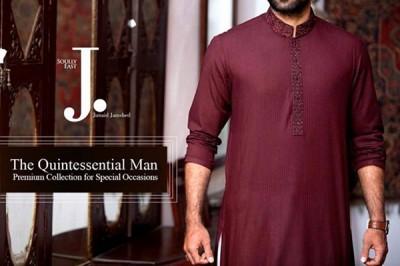 Junaid Jamshed Men Summer Kurtas 2016