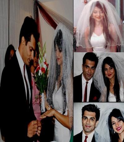 Karan Singh Grover Ex wife Jenny