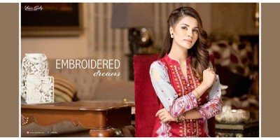 Kaliyan By Z.S Textiles Summer Dresses 2016 For Women