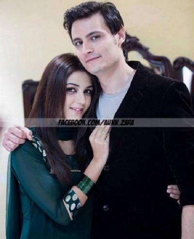 Maya Ali and Osman Khalid Butt Amazing Pics