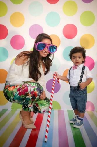 Pakistani Celebrities at Momal Sheikh son Birthday Party